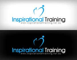 #53 untuk Graphic Design for Inspirational Training Logo oleh Lozenger