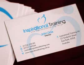 #92 untuk Graphic Design for Inspirational Training Logo oleh Lozenger