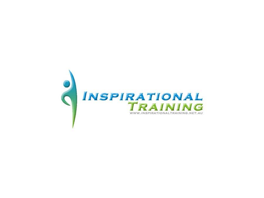 Конкурсная заявка №183 для Graphic Design for Inspirational Training Logo