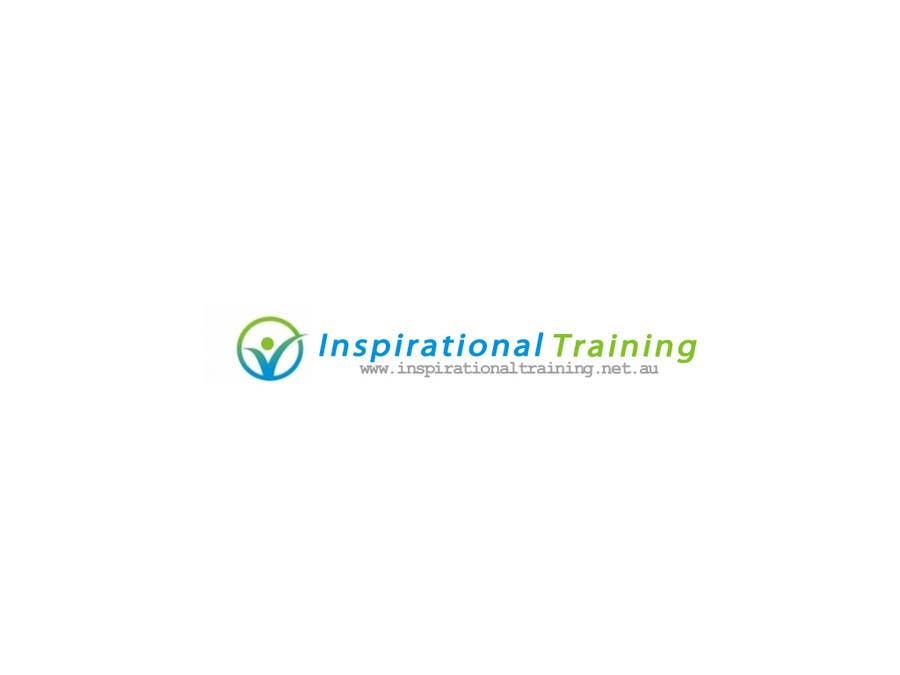 Конкурсная заявка №160 для Graphic Design for Inspirational Training Logo