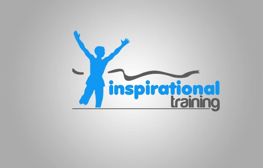 Конкурсная заявка №117 для Graphic Design for Inspirational Training Logo