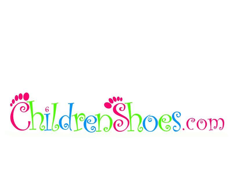 Penyertaan Peraduan #                                        103                                      untuk                                         Design a Logo - ChildrenShoes.com