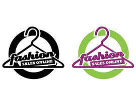 #28 untuk Design a Logo for Fashion Sales Online oleh SerenityBlue1