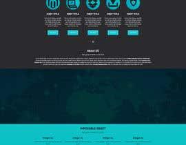gemmyadyendra tarafından Brevir WordPress Theme/Design Contest için no 15