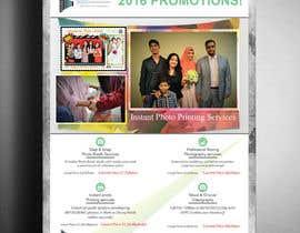 Nro 12 kilpailuun Design flyer for photography studio käyttäjältä Sohannishu