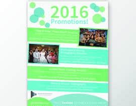 Nro 17 kilpailuun Design flyer for photography studio käyttäjältä jasminmaurice