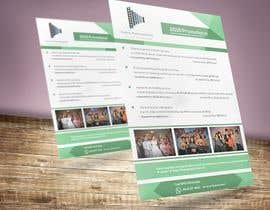 Nro 25 kilpailuun Design flyer for photography studio käyttäjältä wephicsdesign