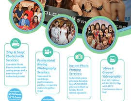 Nro 22 kilpailuun Design flyer for photography studio käyttäjältä rrathore007