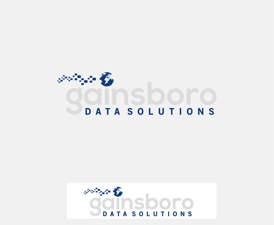 #33 for Design a Logo for gainsboro data solutions by erupt
