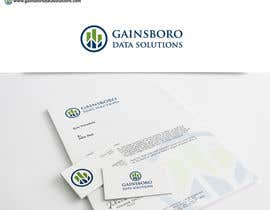 #37 para Design a Logo for gainsboro data solutions por crossartdesign