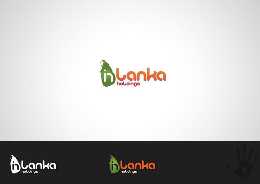 #58 for Design a Logo for IN LANKA HOLDINGS by ivegotlost