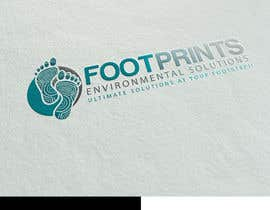 colorgraphicz tarafından Logo for Footprints Environmental Solutions için no 16