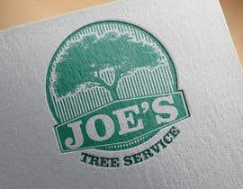 Nro 41 kilpailuun I need a logo designed. It's for a business called Joe's tree service -- 1 käyttäjältä DedeJul
