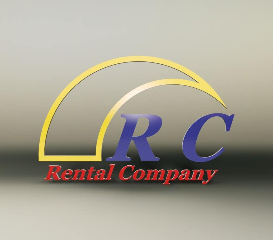 #93 for Logo for Rental Company by alexandru81