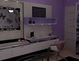 #26 for bedroom interior design by ceyla