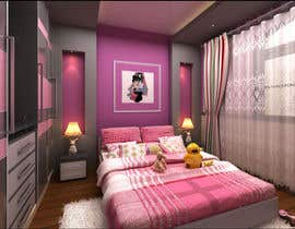 #2 for bedroom interior design by n01149165154