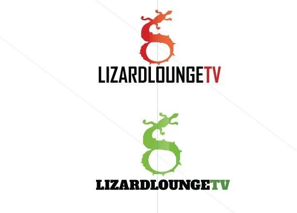 Bài tham dự cuộc thi #20 cho Logo design for live event streaming website: Lizard Lounge Tv