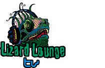 Bài tham dự #29 về Graphic Design cho cuộc thi Logo design for live event streaming website: Lizard Lounge Tv