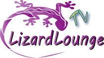 Bài tham dự #8 về Graphic Design cho cuộc thi Logo design for live event streaming website: Lizard Lounge Tv