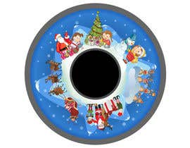 #36 for Christmas Effect Wheels by miglenamihaylova