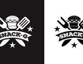 binovery tarafından Design a Logo for: Snacks Restaurant için no 84