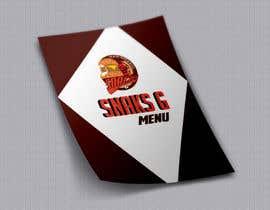 justgegee99 tarafından Design a Logo for: Snacks Restaurant için no 63