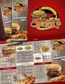 Jennynday tarafından Design a Logo for: Snacks Restaurant için no 39