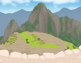 #17 for Online game: Creating backgrounds (Machu Picchu, Eiffel Tower, Great Wall of China...) af AkshayArtPawar