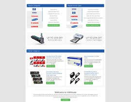 #18 for Website Mockup: Make my website look better for customers by maniapp92