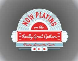 rinintatri tarafından 1950's American Diner Theme (guitar shop) için no 12