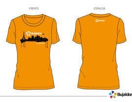 galha100 tarafından Diseño Imagen Camiseta - Shirt Design Image için no 10