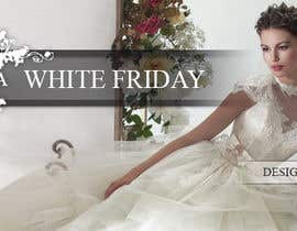 #1 for URGENT: Design a Banner for Bridal Shop Black Friday by dalizon