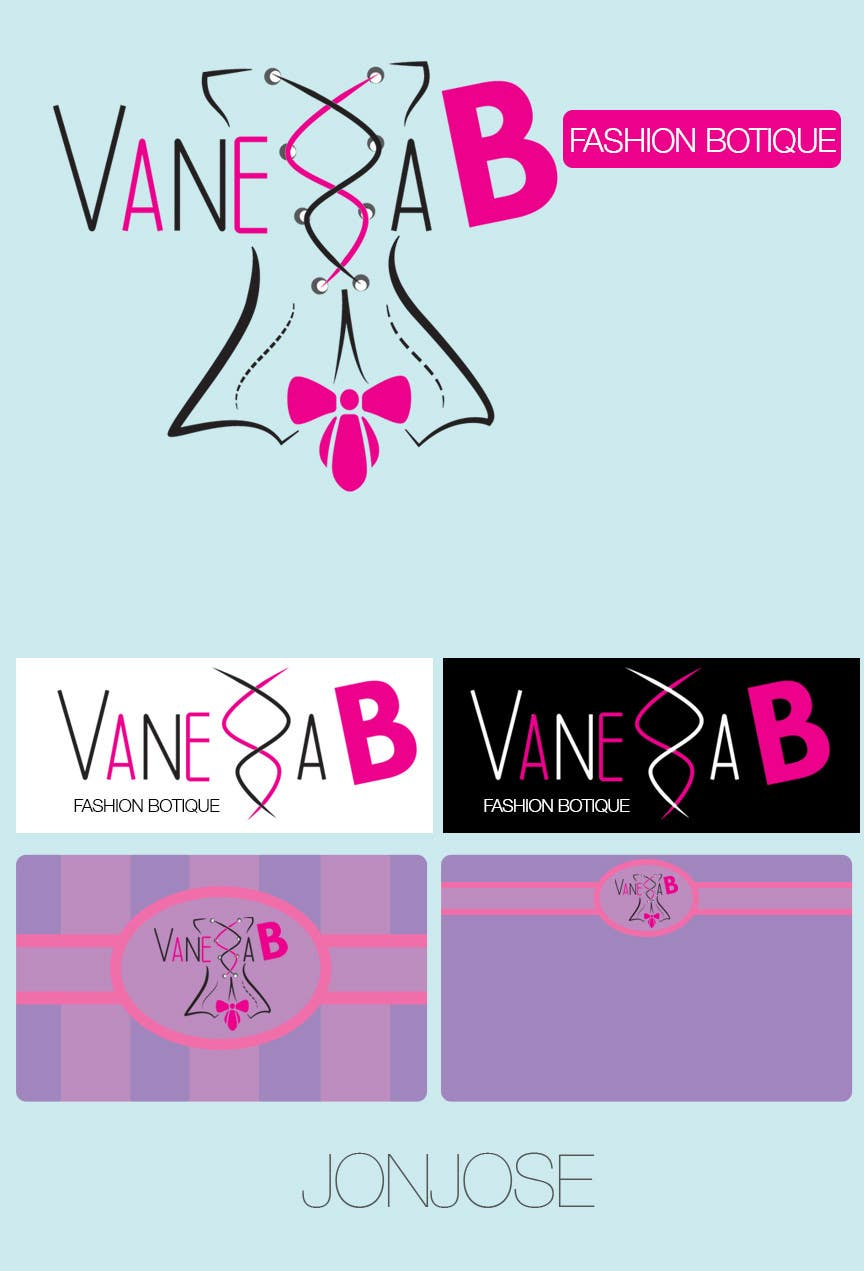 #20 for Design a Logo for Fashion / Lingerie by jonjose