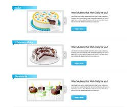 #4 cho Design a layout of existing web site bởi m2ny