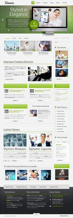 #1 for Build a Website for 299.co.nz by cgsalazar