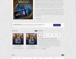 nº 26 pour Design a Website Mockup for ecommerce site par avi77