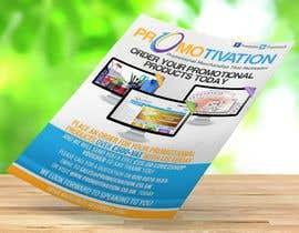 Nro 9 kilpailuun Order Promotional Products Today Flyer käyttäjältä alberhoh