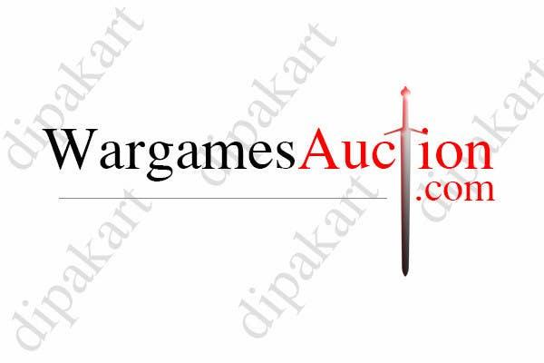 Konkurrenceindlæg #38 for Design a Logo for WargamesAuction.com