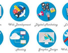 Rightwaydesign tarafından Original Graphical Icons -- 2 için no 6