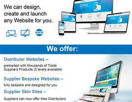 #10 for Need a Website Email Flyer design request by mdmirazbd2015