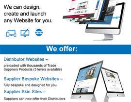 #12 for Need a Website Email Flyer design request by mdmirazbd2015