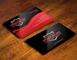 Nro 7 kilpailuun Design a business card käyttäjältä Kamrunnaher20