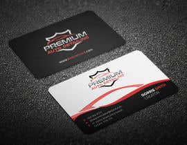 Nro 38 kilpailuun Design a business card käyttäjältä islamrobi714