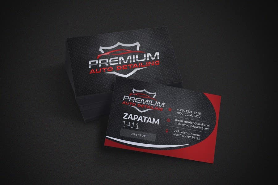 Kilpailutyö #17 kilpailussa Design a business card