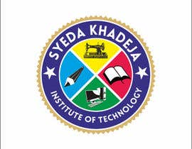#68 para Design a Logo for SKIT (Syeda Khadeja Institute Of Technology ) por digikraftdesign