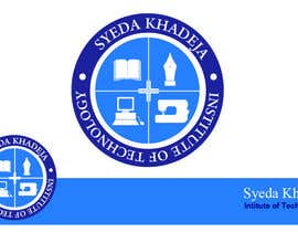 #60 para Design a Logo for SKIT (Syeda Khadeja Institute Of Technology ) por jamshaidrazaCG