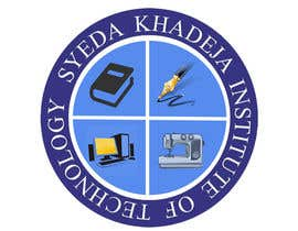 nº 6 pour Design a Logo for SKIT (Syeda Khadeja Institute Of Technology ) par vidwesh