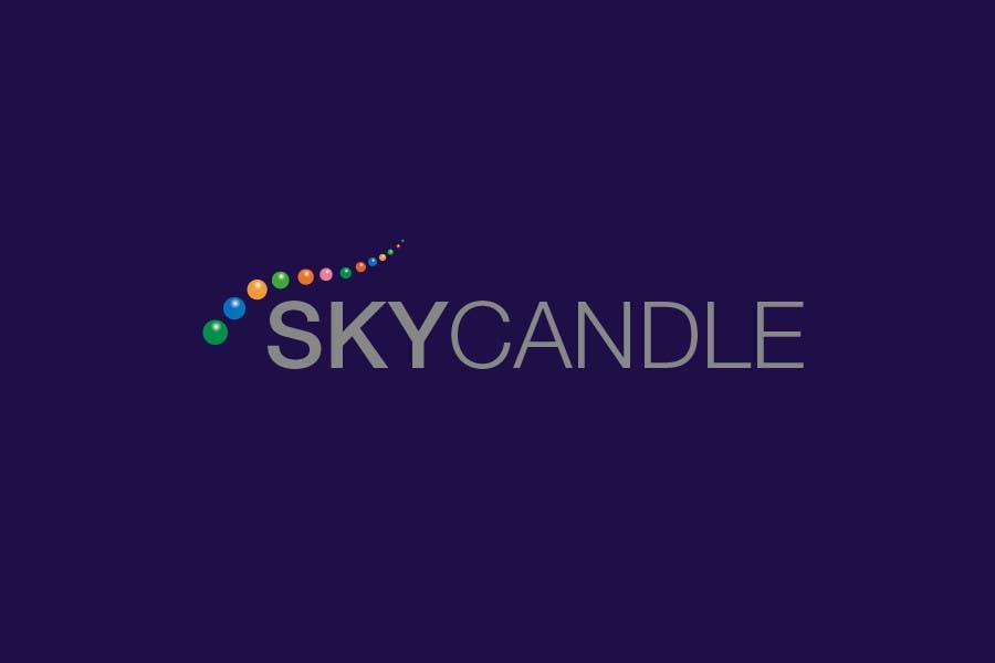 Inscrição nº 152 do Concurso para Logo Design for Skycandle