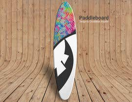 #24 cho Create High Resolution Tie-Dye Art for a Paddleboard bởi lz1kka