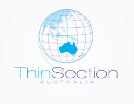 #95 for Design a Logo for Thin Section Australia by dannnnny85